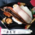 76063115 - ジャンボ寿司(一人前)1500円