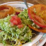 タコス屋 - 料理写真:タコスヤプレート