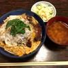 むらた - 料理写真:カツ丼(800円)