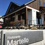 Ristorante Martello - リストランテ マルテッロ