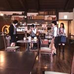 長崎次郎喫茶室 - 店内