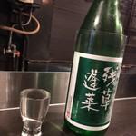 76065870 - 日本酒(残草蓬莱)