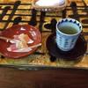 山荘無量塔 - 料理写真:部屋でチェックイン
