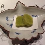 山荘無量塔 - 銀杏餅いいね。