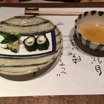 山荘無量塔 - 太刀魚巻