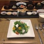 山荘無量塔 - 洋食