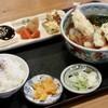 Chikara - 料理写真:えび天入りきしめん