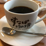 すなば珈琲 - ドリンク写真:HOTコーヒー