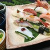 笹寿司 - 料理写真:創作寿司ランチ