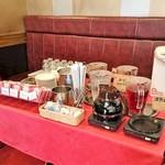 喫茶 神戸館 - ドリンクバー