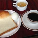 カフェ&バー コルト - 驚きの432円朝ビュッフェ