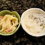 7607474 - 家庭料理 朋 @八丁堀 選んだ小鉢