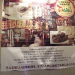 台南担仔麺 - 台湾料理の説明