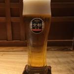 京都 五行 - プレミアムモルツ(中) 650円