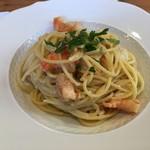 Ristorante Martello - エビとからすみのスパゲッティ
