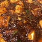 シビレヌードル ロウソクヤ - 本格的な麻婆豆腐