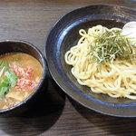 麺家 あべの - 料理写真:海老つけ麺並盛