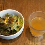 ダブルトールカフェ - サラダ&スープ