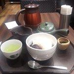 日本茶カフェ 一葉 ラスカ茅ヶ崎店 - 一葉あんみつ