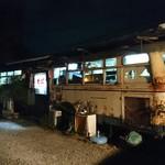 山崎食堂 - 外観①♪