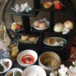 星期菜 - 香港ハイティーセット