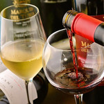 星期菜 - 中国料理とワインのマリアージュ
