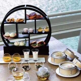 ティータイム限定香港ハイティー、アフタヌーン飲茶セット