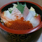 すし海道 - 料理写真:海鮮丼