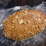 ぐりむわーるど - 料理写真:塩パンシリアル(130円)