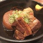 さけときどきぶた - 豚の角煮