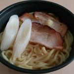 札幌海鮮丸 - ばらちらしセットの味噌ラーメン
