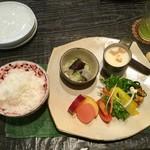 踵屋敷 - お料理