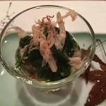 うなぎ割烹 にし村 - 菊菜