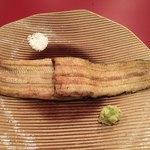 うなぎ割烹 にし村 - 白焼(花)共水鰻白焼(花)共水鰻