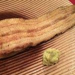 うなぎ割烹 にし村 - 白焼(花)共水鰻