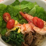 みつる - ピリ辛冷麺