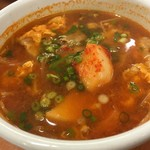みつる - 辛々スープ