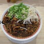 肉汁麺ススム - 肉汁麺レベル2
