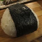 こめ太郎 - 大魔王の子(おにぎり・鮭)190円