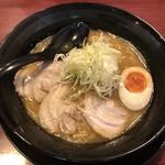 五麺八舎 - 醤油ラーメン