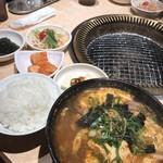 焼肉・韓国料理 蘭 -
