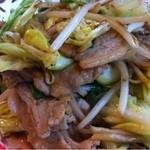 シャルマン - 生姜焼き