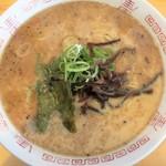 哲麺 - 豚骨醤油ラーメン