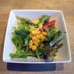 Girasol - ランチのサラダ