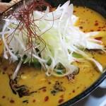 麺AKIBA - 濃厚鶏だし担々麺