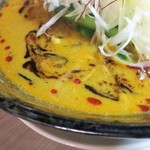 麺AKIBA - スープ