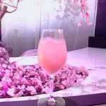 ナイン ストーリーズ - 桜のワインクーラー