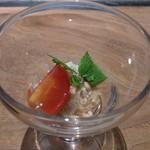 蟹御殿 - ・夕飯 ○季節の小鉢2種