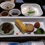 蟹御殿 - ・朝飯 ○小鉢類