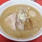 76087695 - 「味噌拉麺」(800円)です